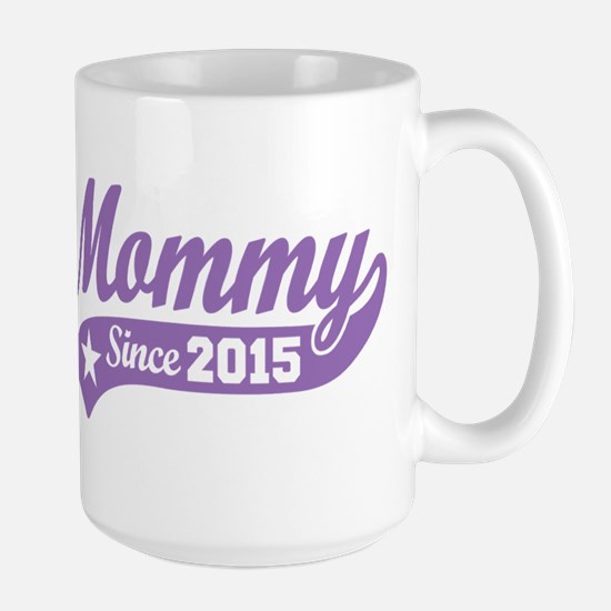 Mommy 2015 Large Mug