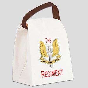 The Regiment Canvas Lunch Bag