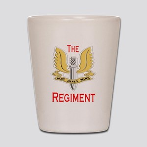 The Regiment Shot Glass