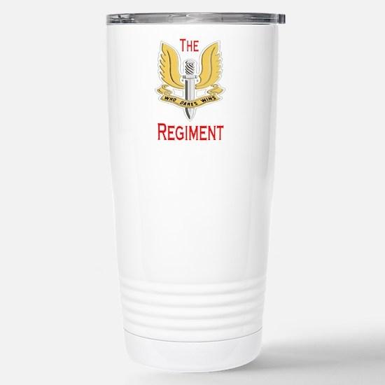 The Regiment Stainless Steel Travel Mug
