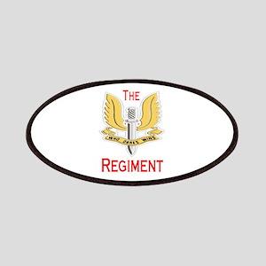 The Regiment Patches