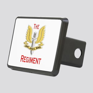 The Regiment Rectangular Hitch Cover