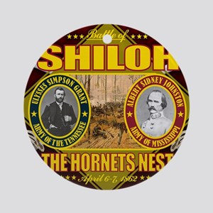 Shiloh Round Ornament