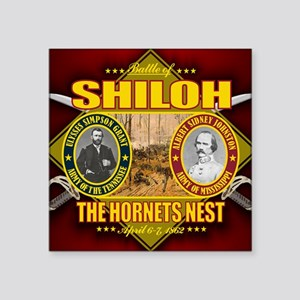 "Shiloh Square Sticker 3"" x 3"""
