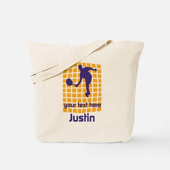 Cool Sport Badge Tote Bag