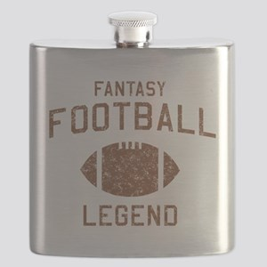 Fantasy football legend Flask