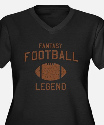 Fantasy football legend Plus Size T-Shirt