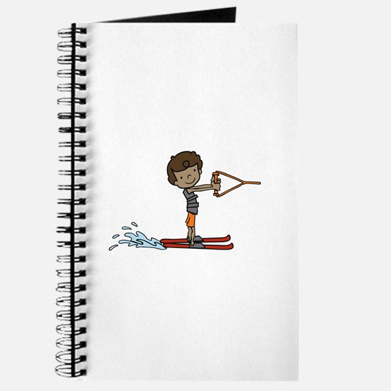 Water Ski Boy Journal