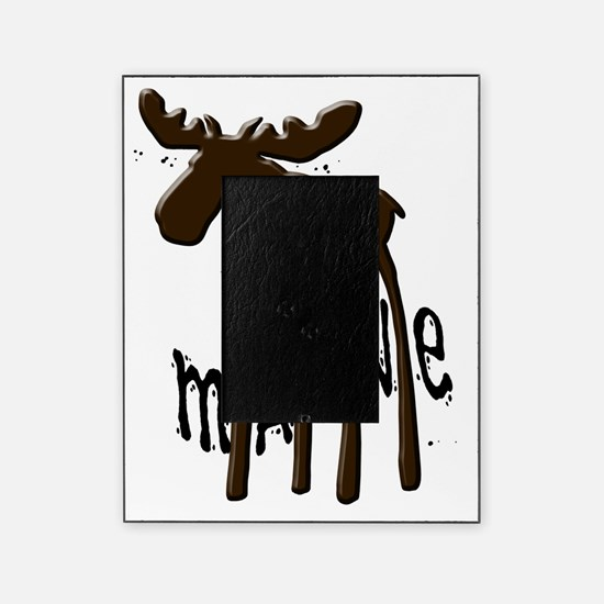 Maine Moose Picture Frame
