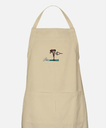 Water Ski Girl Apron