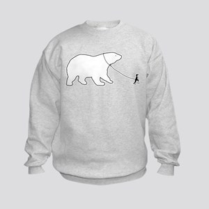 Penguin and Polar Bear Sweatshirt