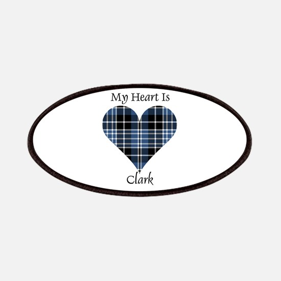 Heart - Clark Patches
