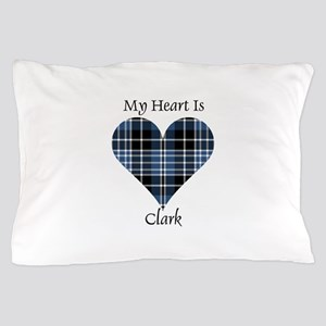 Heart - Clark Pillow Case