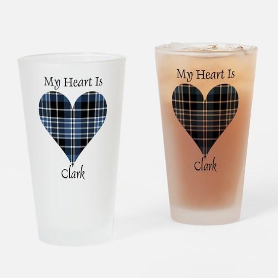 Heart - Clark Drinking Glass