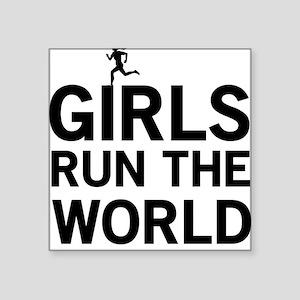 Girls run the world Sticker