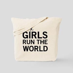 Girls run the world Tote Bag