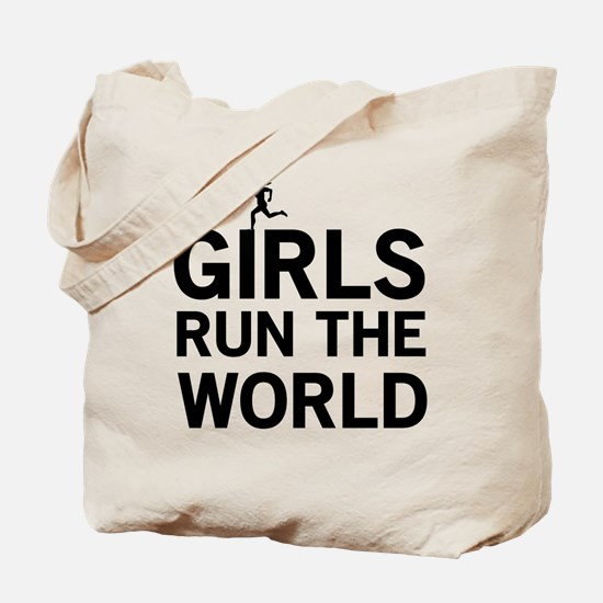 Girls run the world Tote Bag