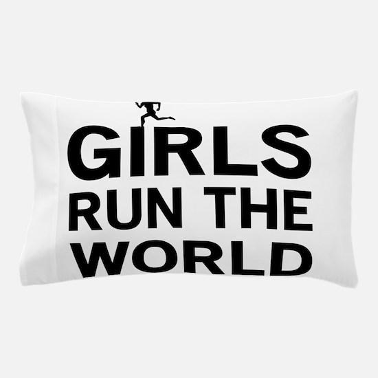 Girls run the world Pillow Case