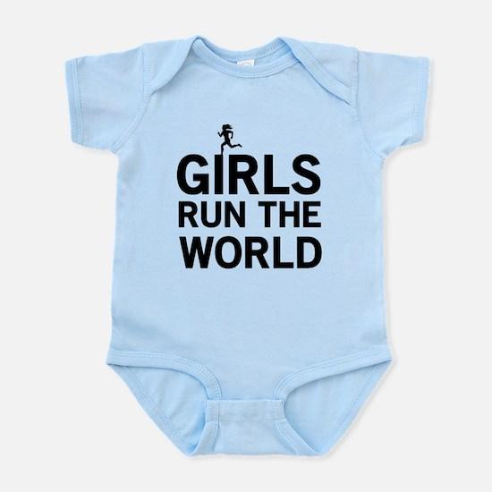 Girls run the world Body Suit