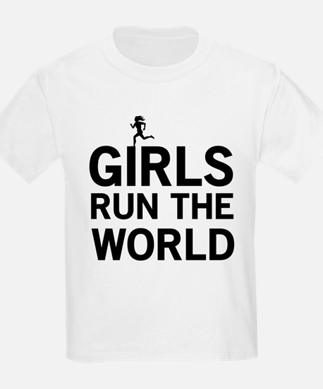 Girls run the world T-Shirt