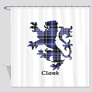 Lion - Clark Shower Curtain