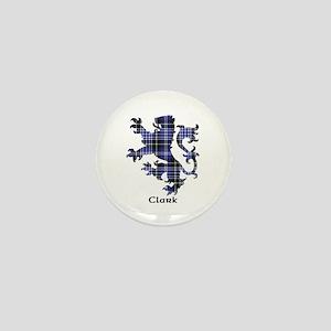 Lion - Clark Mini Button