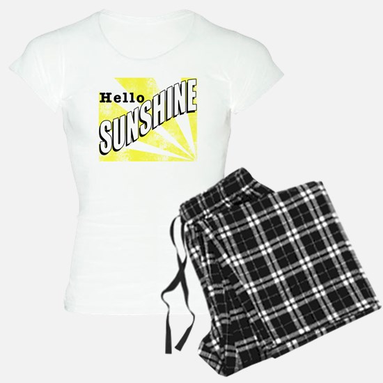 Hello Sunshine Pajamas