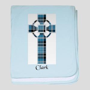 Cross - Clark baby blanket