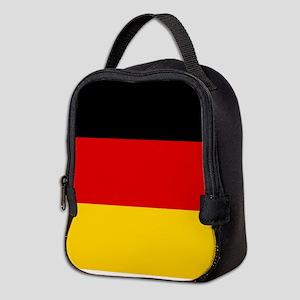 Germany Flag Neoprene Lunch Bag