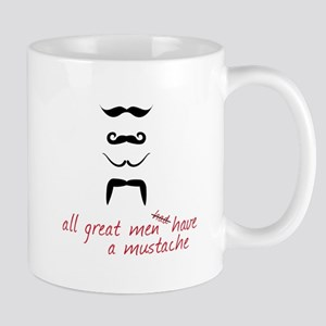 All Great Men Mugs