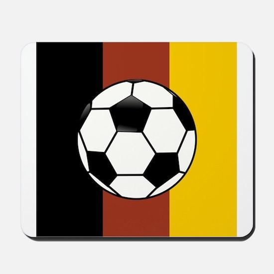 GERMAN SOCCER Mousepad