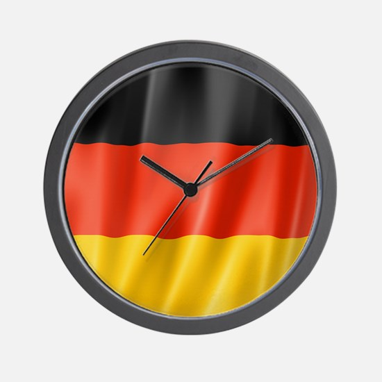 Germany Artistic Flag Wall Clock