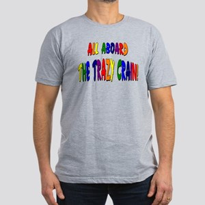 The Trazy Crain T-Shirt