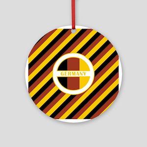 GERMANY Ornament (Round)