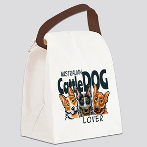 ACD Lover Canvas Lunch Bag