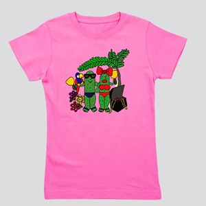 Pickles in Paradise Girl's Tee