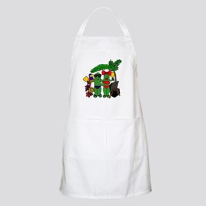 Pickles in Paradise Apron
