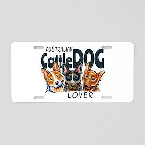 ACD Lover Aluminum License Plate