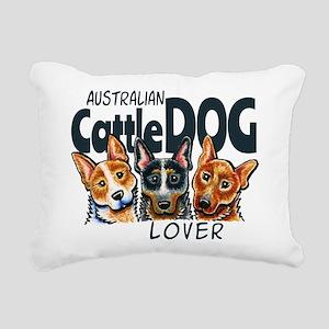 ACD Lover Rectangular Canvas Pillow