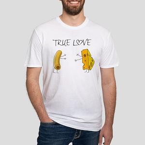 True love macaroni and cheese T-Shirt