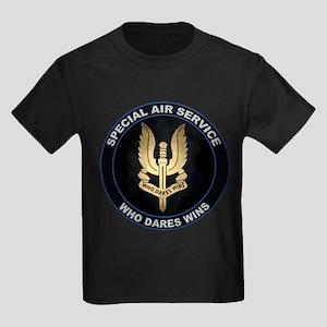 Special Air Service Kids Dark T-Shirt