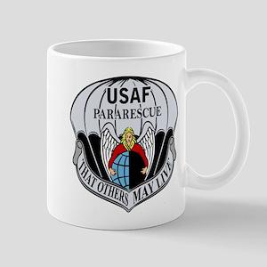 USAF PJ Logo Mug