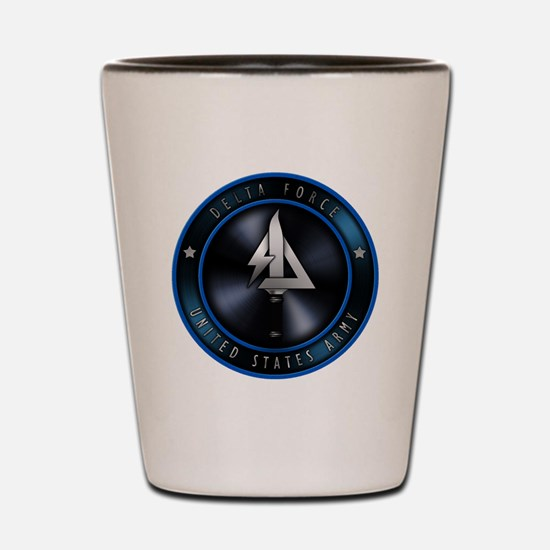 US Army Delta Force Shot Glass