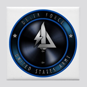US Army Delta Force Tile Coaster
