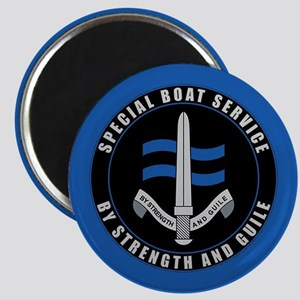 Special Boat Service Magnet Magnets
