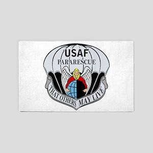 USAF PJ Logo 3'x5' Area Rug