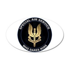 Special Air Service Wall Sticker