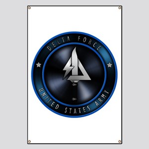 US Army Delta Force Banner