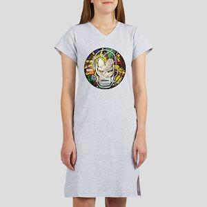 Iron Man Icon Women's Nightshirt