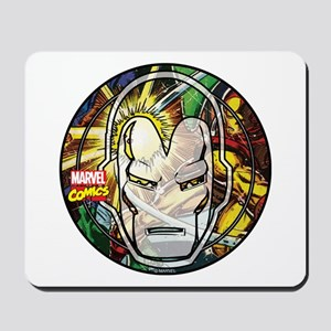 Iron Man Icon Mousepad